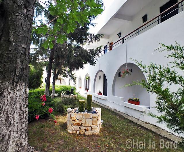 hotel florica vedere din gradina venus