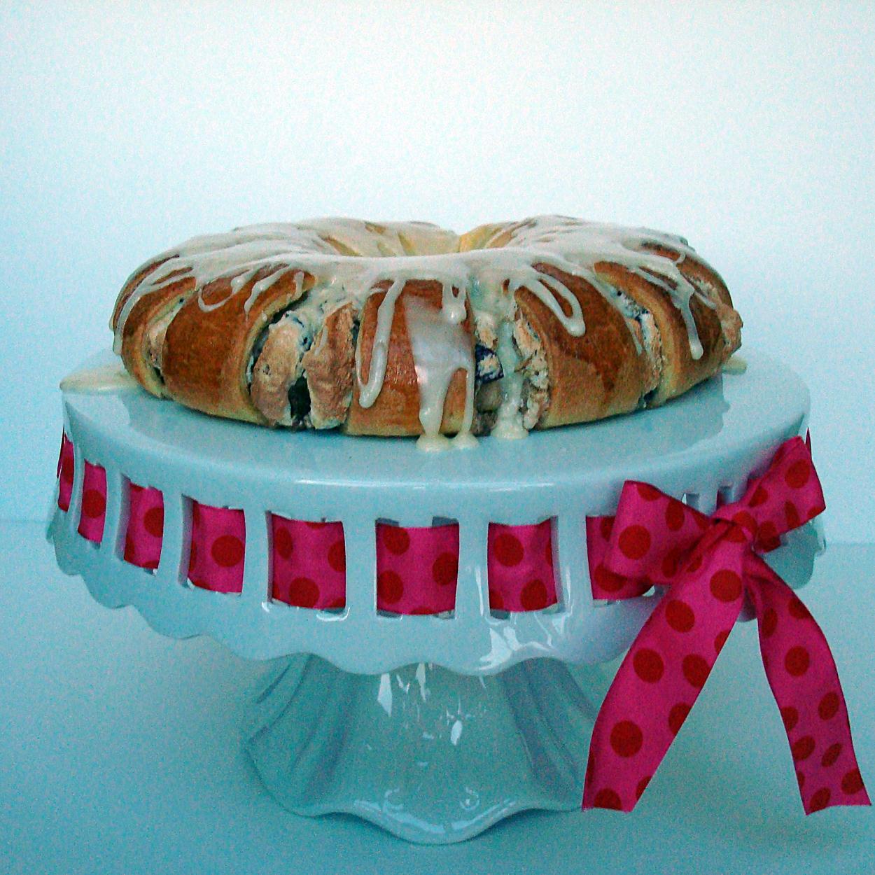 Entenmann Walnut Cake