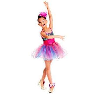 Gambar Anak Perempuan Cantik Penari Balet