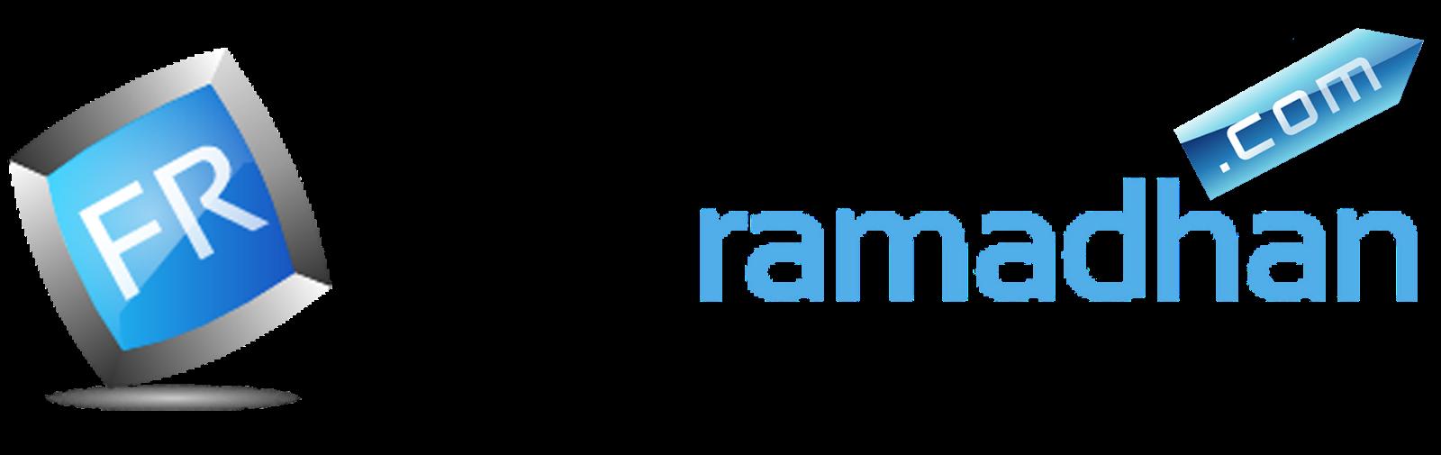 FANIS RAMADHAN'S Blog