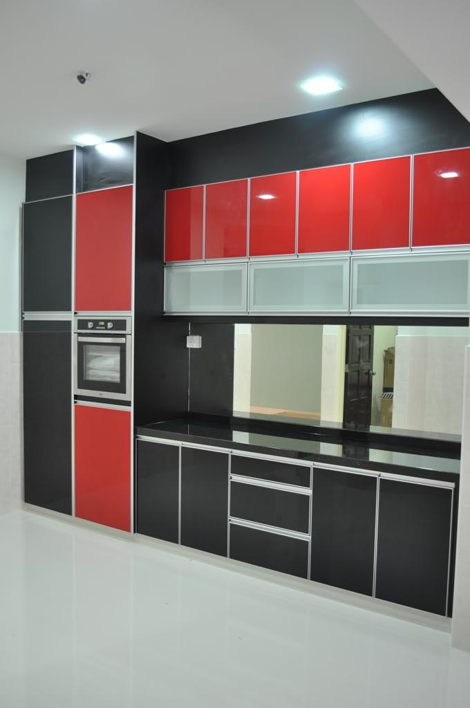 tips memilih keserasian warna dinding dapur dengan kitchen