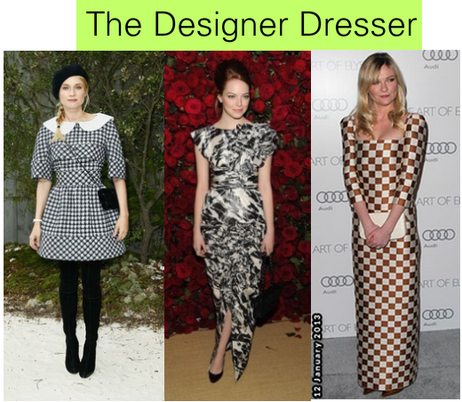 The Designer Dresser - Kirsten Dunst, Diane Kruger