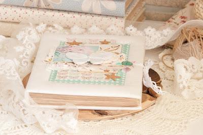 Ручная работа Кокоревой Анны, ручная работа, скрап, скрапбукинг, блокнот, блокнот ручной работы, шебби, шебби шик, блокно в стиле шебби
