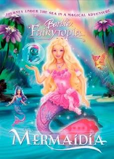 Búp Bê Barbie: Nàng Tiên Cá