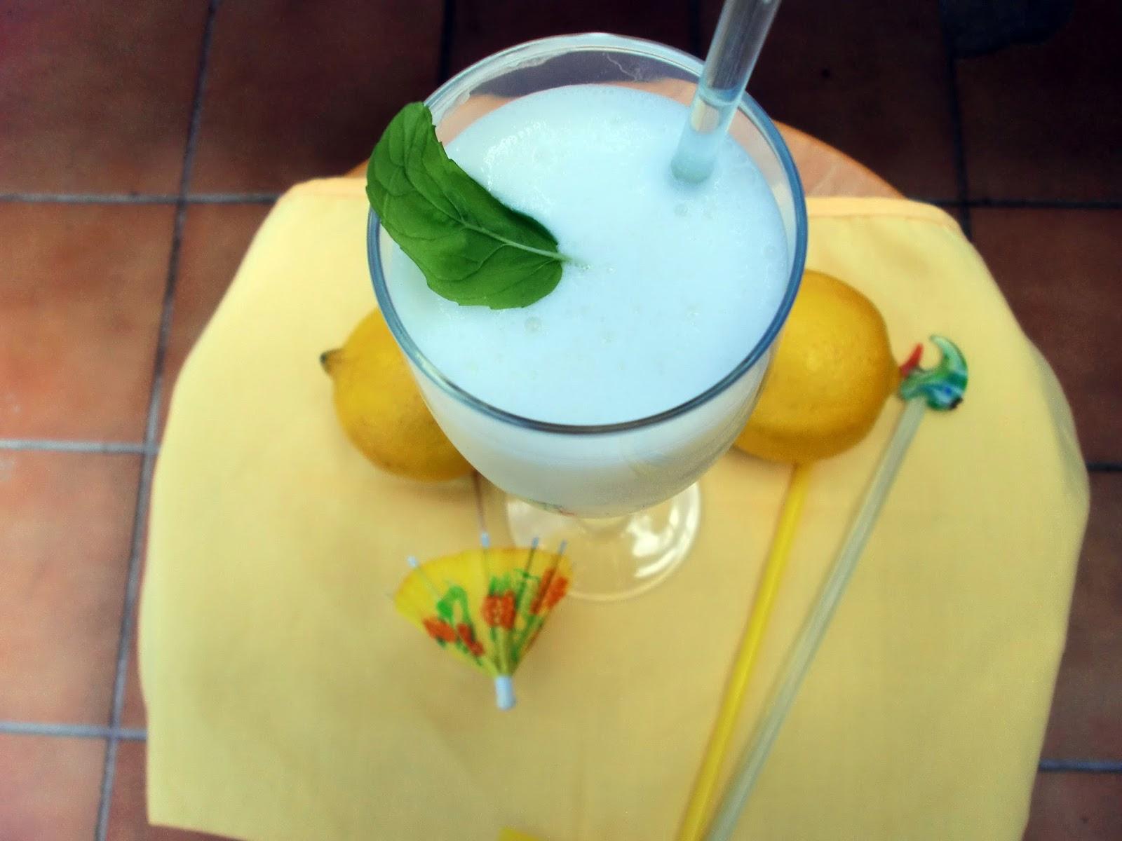 Las tentaciones de nelpi sorbete de lim n al cava - Sorbete limon al cava ...