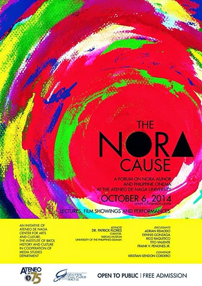 Ateneo de Naga University to host conference on Nora Aunor