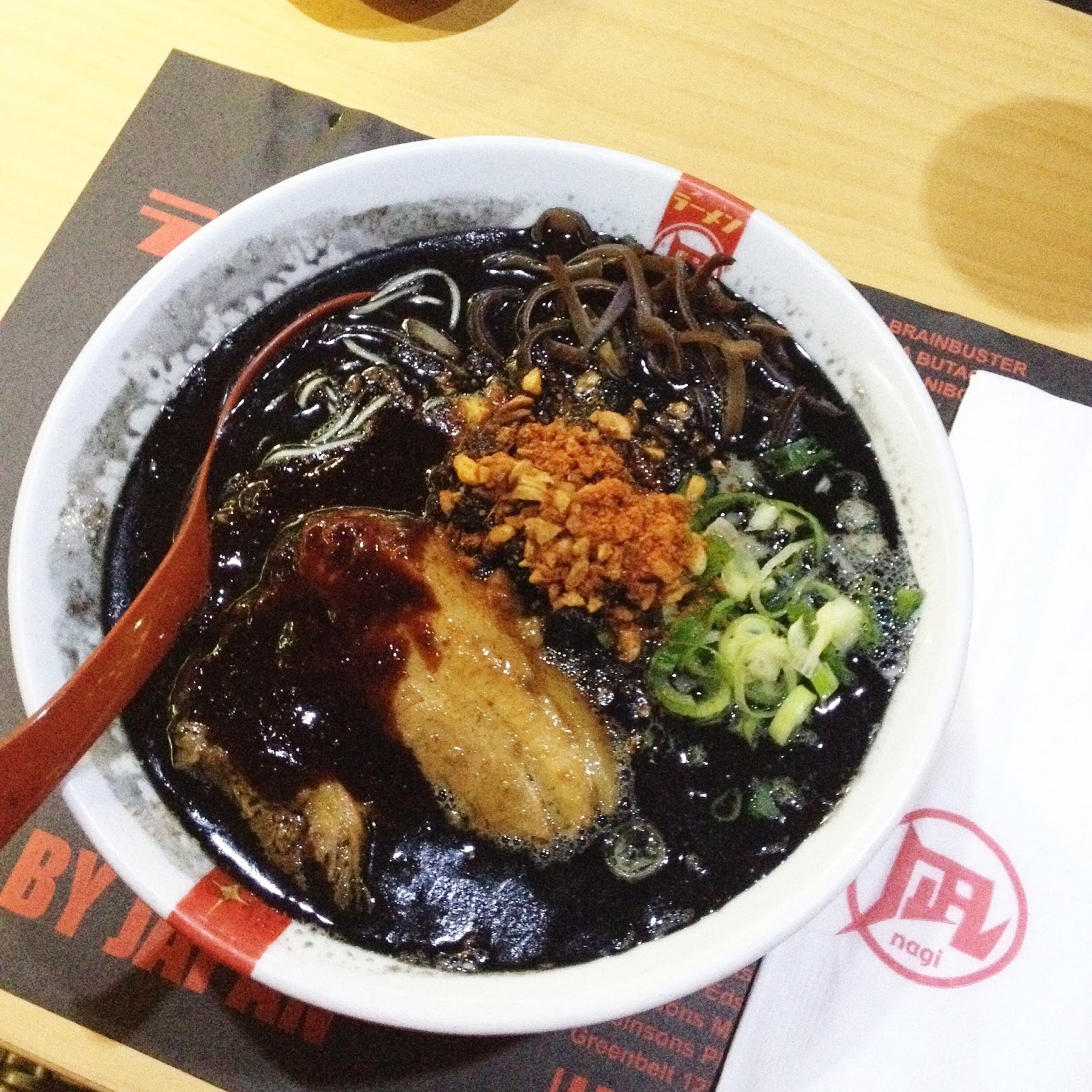 ramen nagi black king review