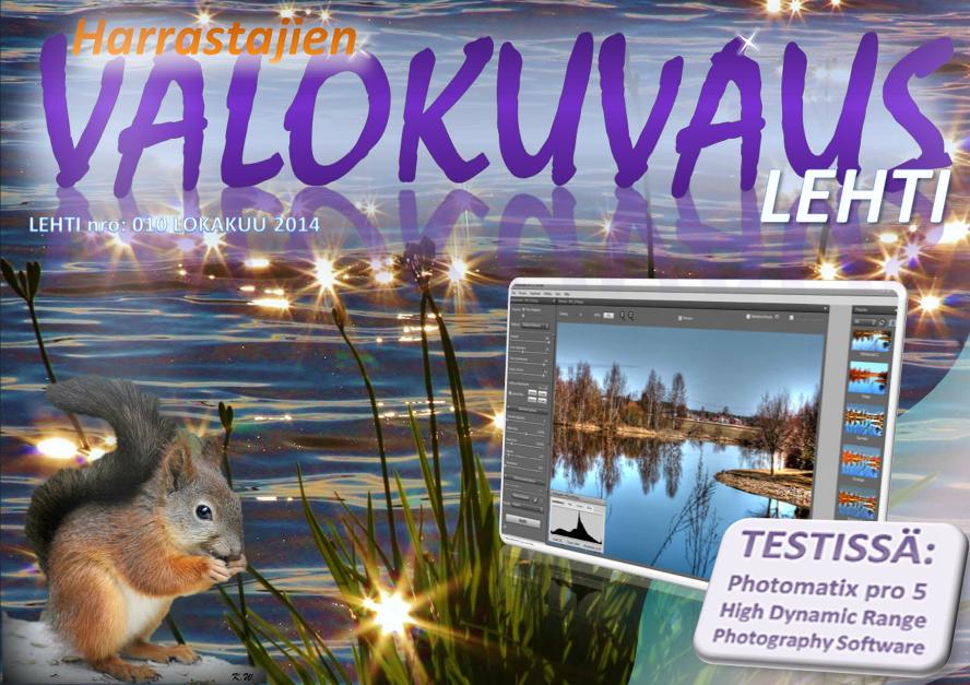VALOKUVAUS-LEHTI 2014/10