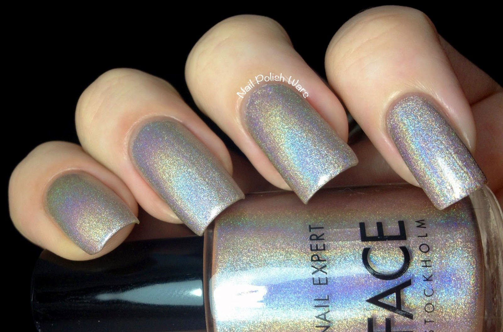 Believe Me When I Say That This Is Hands Down The Final Word In Holographic Polishes If There S A Formula Tops It