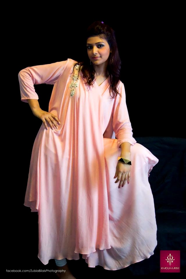 Khadija Karim New Formal Collection 2012 For Girls   Party Wear ...
