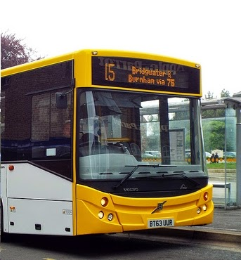 Now it is every 15 minutes to Bridgwater and every 30 onwards ...