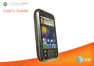 MOTOROLA FLIPSIDE IDE User Guide