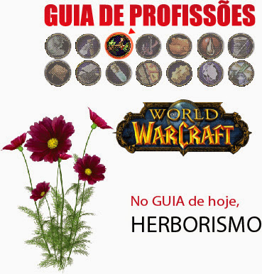 World of Warcraft - Guia de Herborismo 02