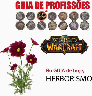 World of Warcraft - Guia de Herborismo 02