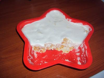 stampo stella torta