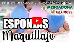 DELIPLUS: SU NUEVA ESPONJA DE MAQUILLAJE