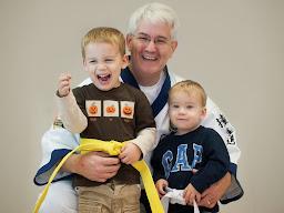 Master Eric Meredith & Grandsons