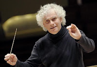 simon rattle radio concert