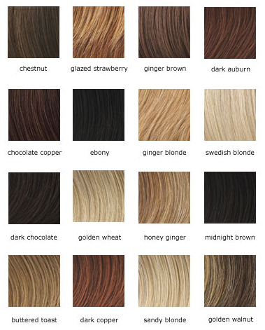 Blonde To Red Hair Color Chart Images & Pictures - Becuo