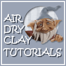 Air Dry Clay Tutorials