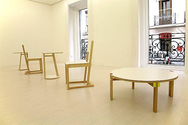 Pedro feduchi presenta sus muebles mondos y lirondos en for Habitat muebles barcelona
