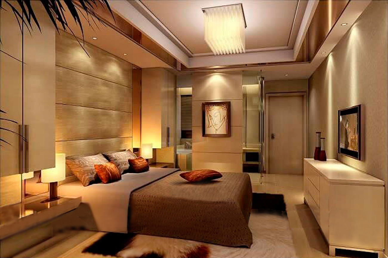 Interior design for homes offices and shops july 2011 for Luxurious bedroom interior design ideas