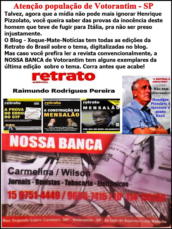 Parceiro do Blog -  NOSSA BANCA