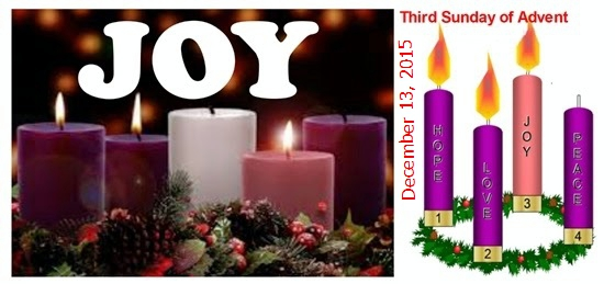 Advent candles peace