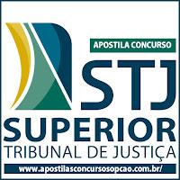 Apostila Superior Tribunal de Justiça 2015 (Técnico Judiciário Área Administrativa) STJ