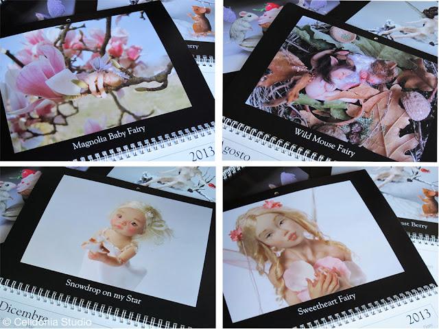 fairy calendar