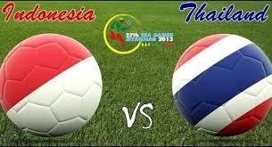 Prediksi Indonesia vs Thailan Sea Games 2013