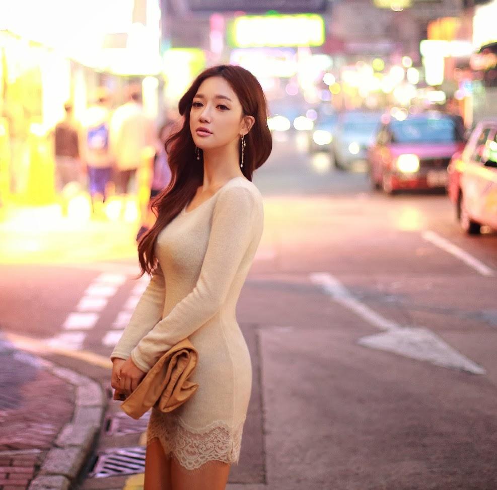 Sung Kyung Sexy Elegance
