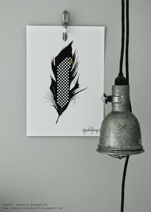artprint, artprints, konsttryck, konsttrycket, schackrutor på fjäder, fjädrar, tavla, tavlor, tavlorna, artilleriet, gulddetalj, guld, klämma med timglas, sätta upp tavlor, nytt print,