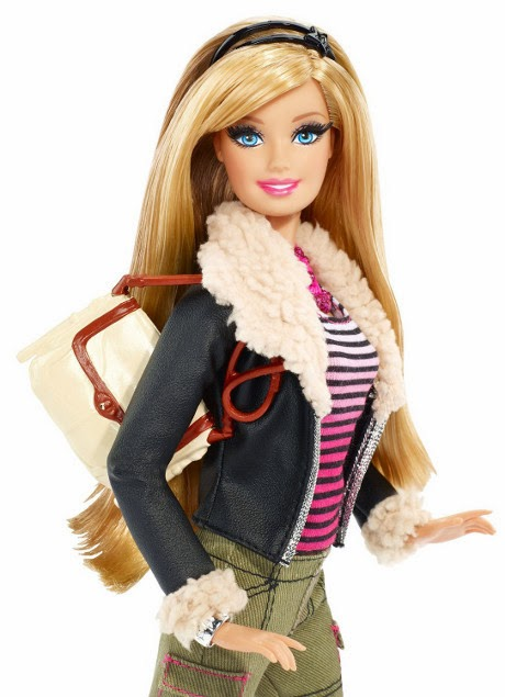 JUGUETES - BARBIE Style Glam Luxe - Muñeca Barbie  Producto Oficial | Mattel BLR58 | A partir de 5 años
