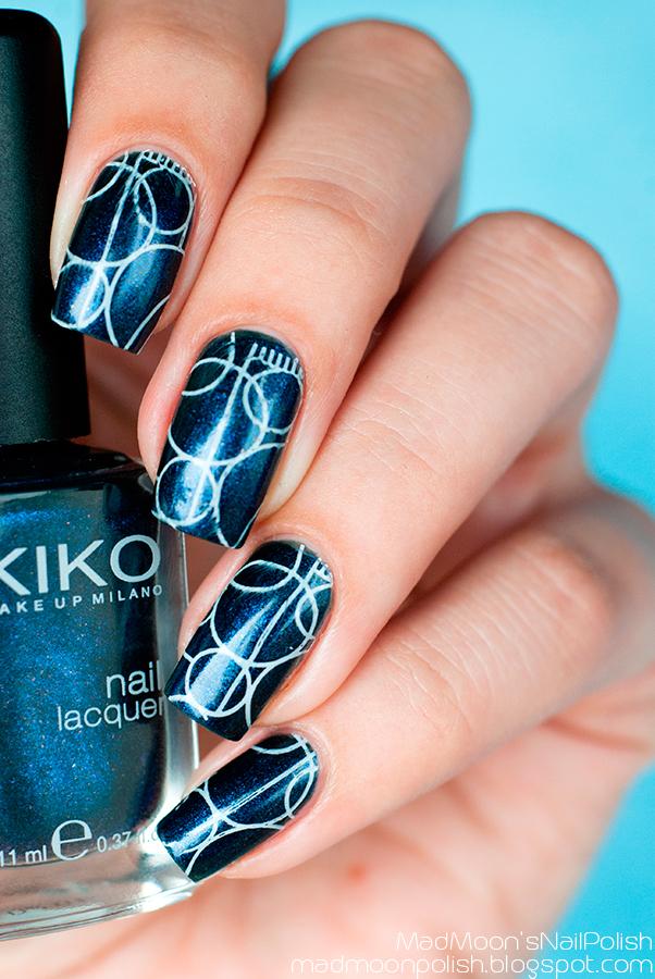 Stamping: Kiko 522 + EDM03