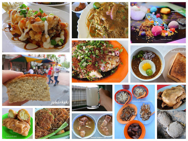 Ultimate johor bahru food trail with 10 unique jb food for Anthropology of food and cuisine