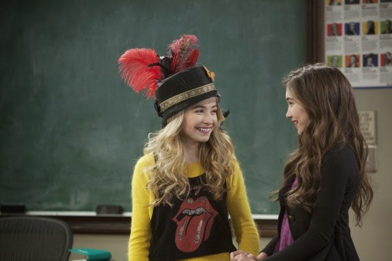"Girl Meets World - Episode 1.10 - Review: ""Hey, crazy hat!"""