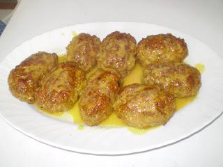 Rollos De Carne Picada