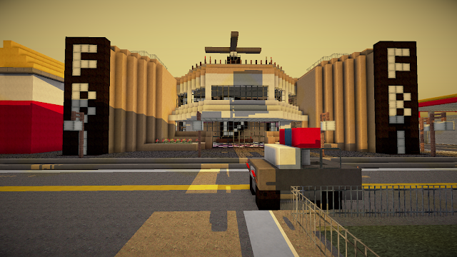 FBI - Minecraft Metropolis