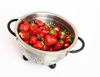 Strawberries by SweeterThanSweets