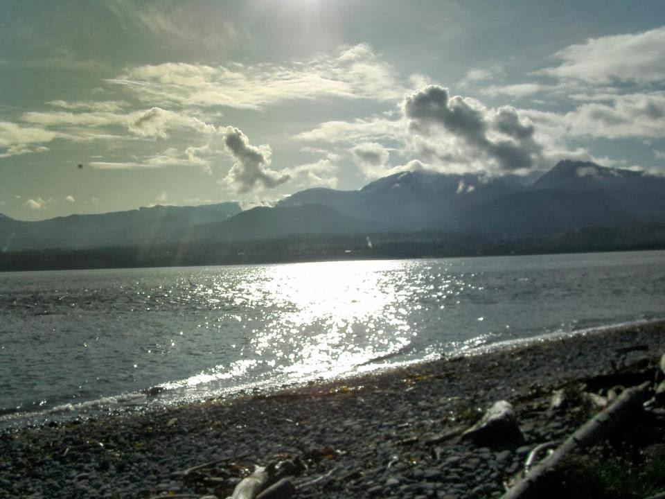 A view from Ediz Hook