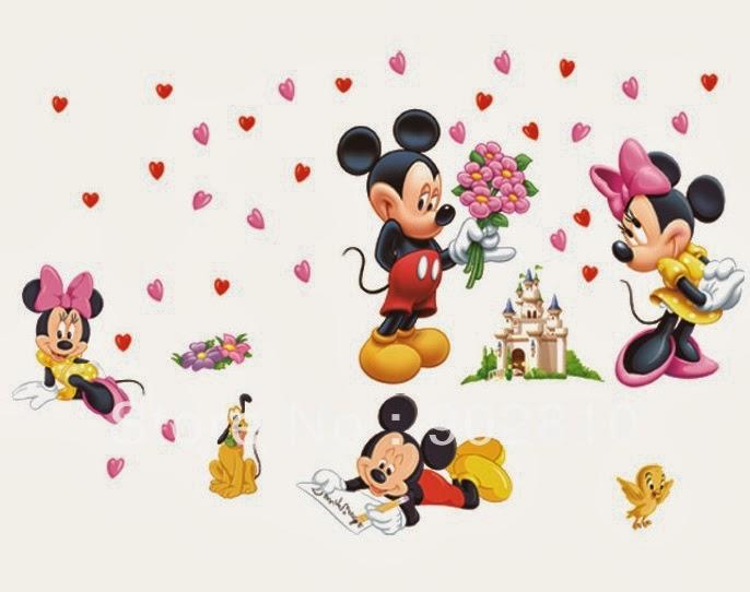 Imagenes y fotos: Imagenes de Mickey Mouse y Minnie, parte 4