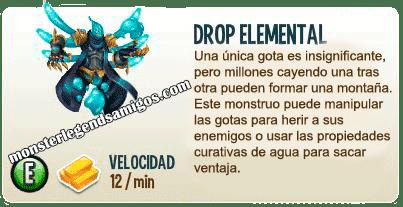 imagen de la descripcion de drop elemental