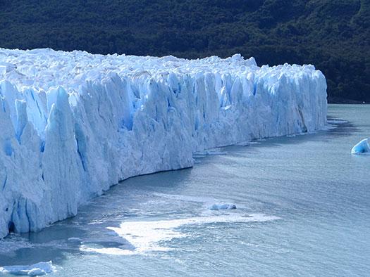 Hamparan Es Kutub Utara