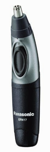 Panasonic ER417K Nose and Ear Hair Trimmer worth Rs. 1525 @ Rs. 820 at amazon.in