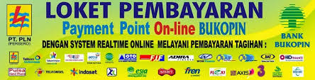 PAYMENT POINT ONLINE BUKOPIN