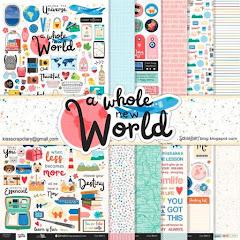 Kiss A Whole New World