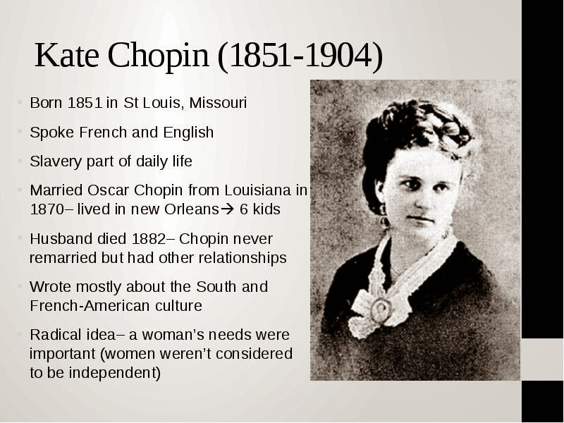 a summary of the novel the awakening by kate chopin The awakening: novel summary: part 39, free study guides and book notes including comprehensive chapter analysis, complete summary analysis, author biography.