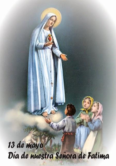Historia de las apariciones de la Virgen de Fátima
