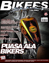 on BIKERS magazine INDONESIA